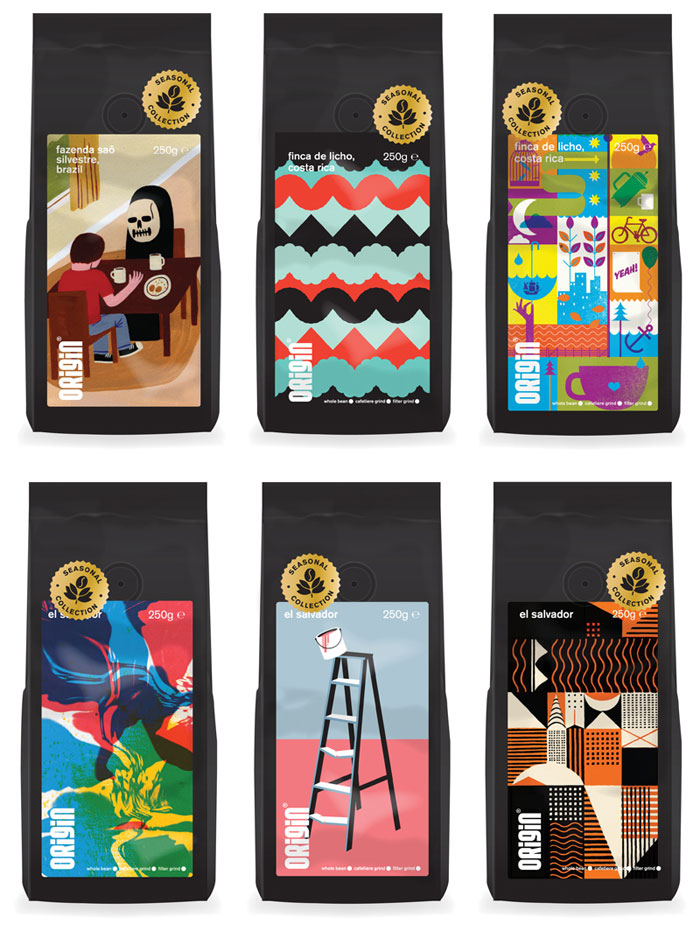 5 Coffee Bag Designs and Why They Work