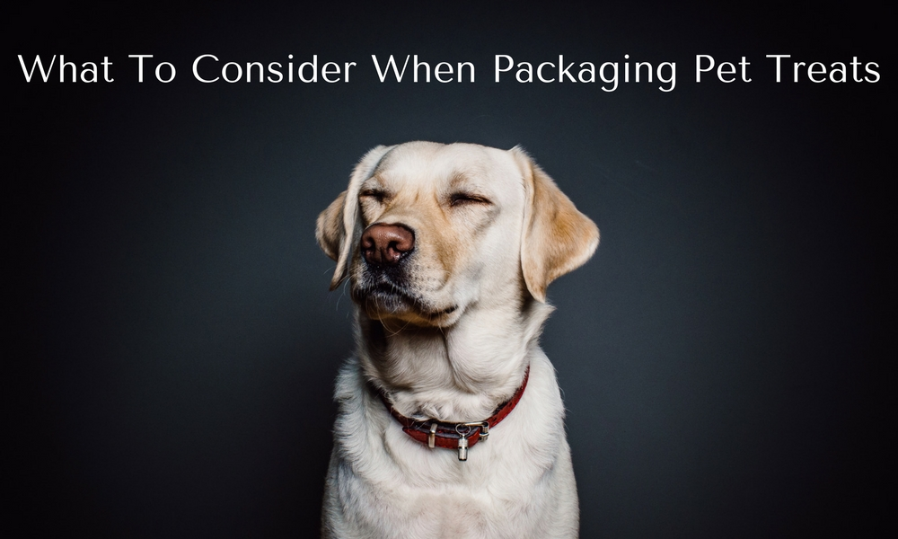 What To Consider When Packaging Pet Treats