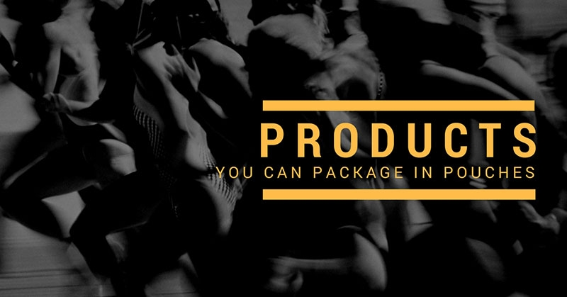 products package pouches